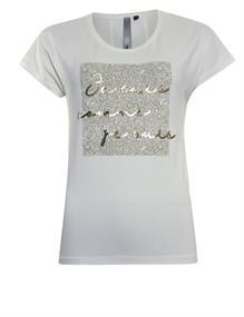Poools t-shirts 113190 in het Grijs