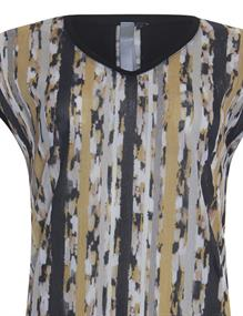 Poools t-shirts 113203 in het Zwart