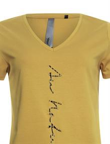 Poools t-shirts 113204 in het Oker