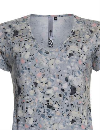 Poools t-shirts 113226 in het Grijs