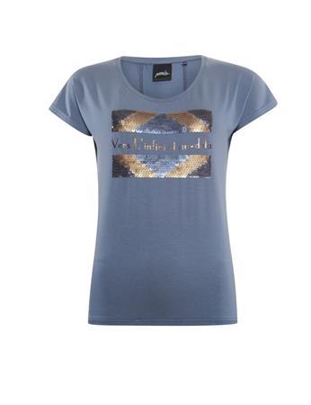 Poools t-shirts 133162 in het Stonewash