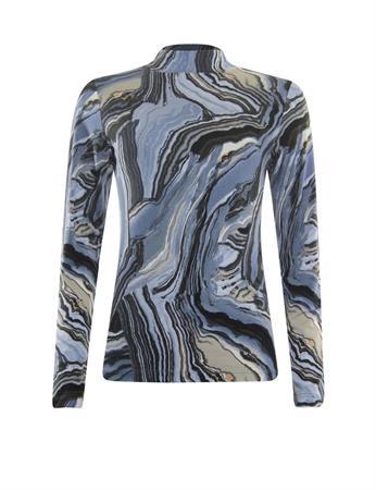 Poools t-shirts 133203 in het Multicolor