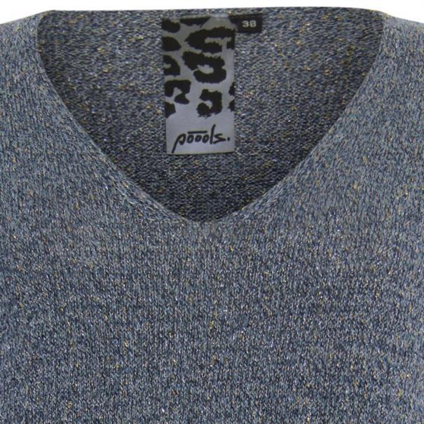 Poools truien 013206 in het Blauw