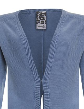 Poools vest 113146 in het Donker Blauw