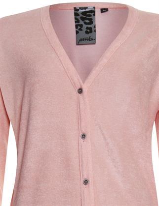 Poools vest 113255 in het Roze