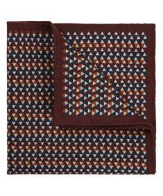 Profuomo accessoire PPON30009B in het Bordeaux