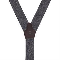Profuomo bretels PP1L00001G in het Grijs