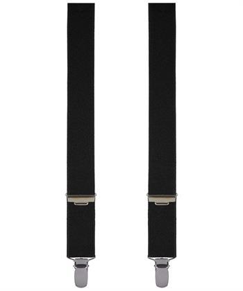 Profuomo bretels PP1L00031A in het Zwart