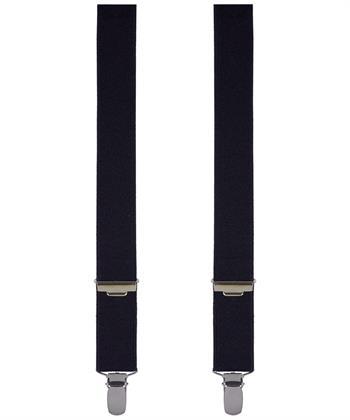 Profuomo bretels PP1L00031B in het Marine