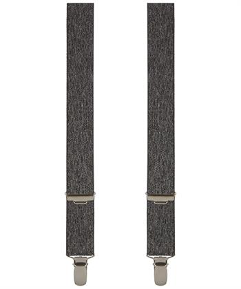 Profuomo bretels PP1L00031E in het Grijs