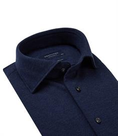 Profuomo business overhemd Slim Fit PP0H0A048 in het Marine