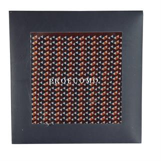 Profuomo pochet PPON30009B in het Bordeaux