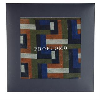 Profuomo pochet PPON30010D in het Groen