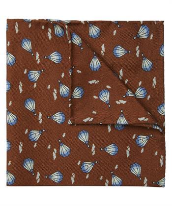 Profuomo pochet PPON30011C in het Oranje