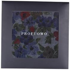 Profuomo pochet PPPN30013A in het Blauw