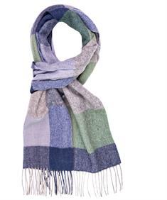 Profuomo sjaals PP1S30002B in het Blauw