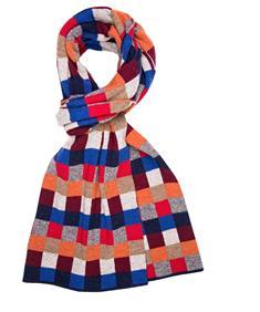 Profuomo sjaals PP1S30009C in het Bordeaux