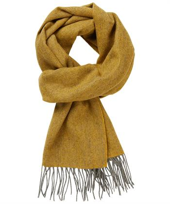 Profuomo sjaals PP1S30014L in het Geel