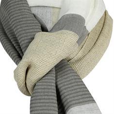 Profuomo sjaals PPNS10004C in het Roest