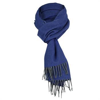 Profuomo sjaals PPNS30008C in het Kobalt