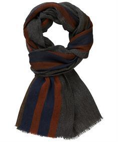 Profuomo sjaals PPQS30016A in het Antraciet