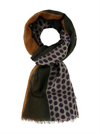 Profuomo sjaals PPRS30004B in het Groen