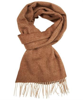 Profuomo sjaals PPSS30001E in het Bruin