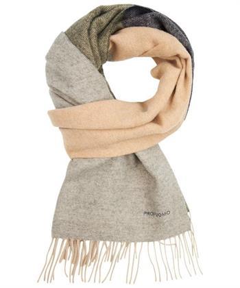 Profuomo sjaals PPSS30002B in het Groen