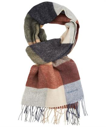 Profuomo sjaals PPSS30003A in het Bruin