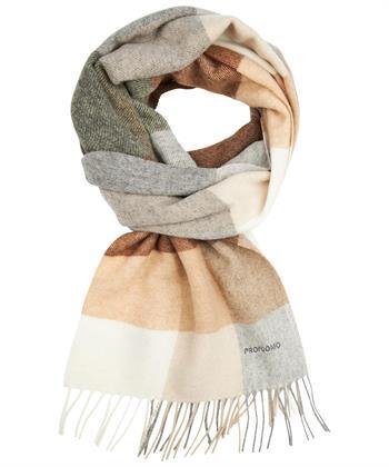 Profuomo sjaals PPSS30003B in het Bruin