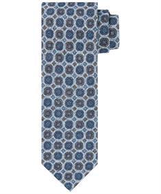 Profuomo stropdas PPRA3A030A in het Blauw