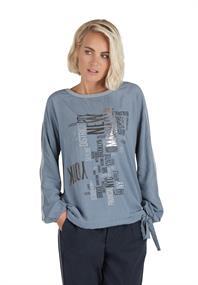 public blouse 8099-8323 in het Multicolor