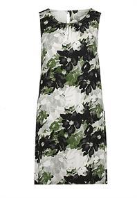 public jurk 1023-8367 in het Zwart / Bruin