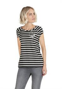 public t-shirts 2116-8348 in het Zwart / Wit