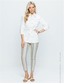 Red Button broek 2833-lulu in het Multicolor