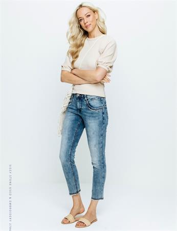 Red Button jeans 2786-sissy in het Stonewash