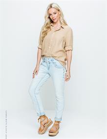 Red Button jeans 2804-sienna in het Licht Denim
