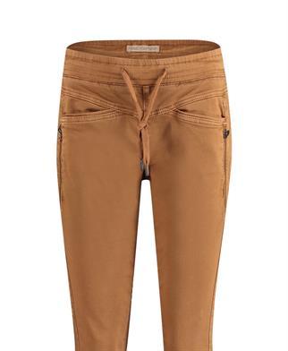 Red Button pantalons 2869 Tessy jog in het Camel