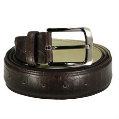 Rehab accessoire belt-croco in het Donker Bruin