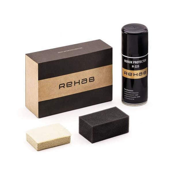 Rehab accessoire Nubuck Kit in het Multicolor