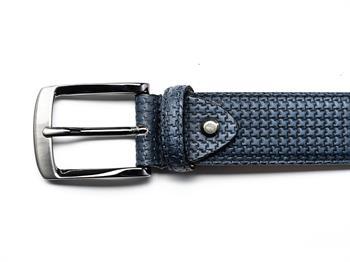 Rehab riem belt-tile in het Blauw