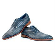 Rehab schoenen brad-stripes120 in het Blauw