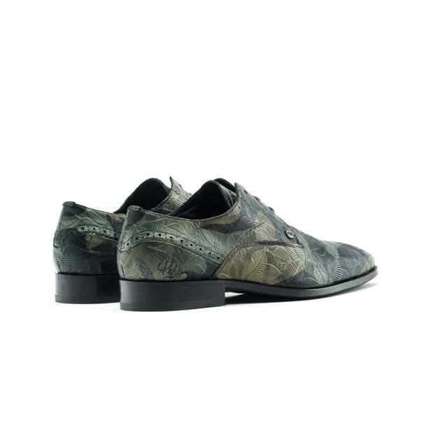 Rehab schoenen glenn-metalflower in het Groen