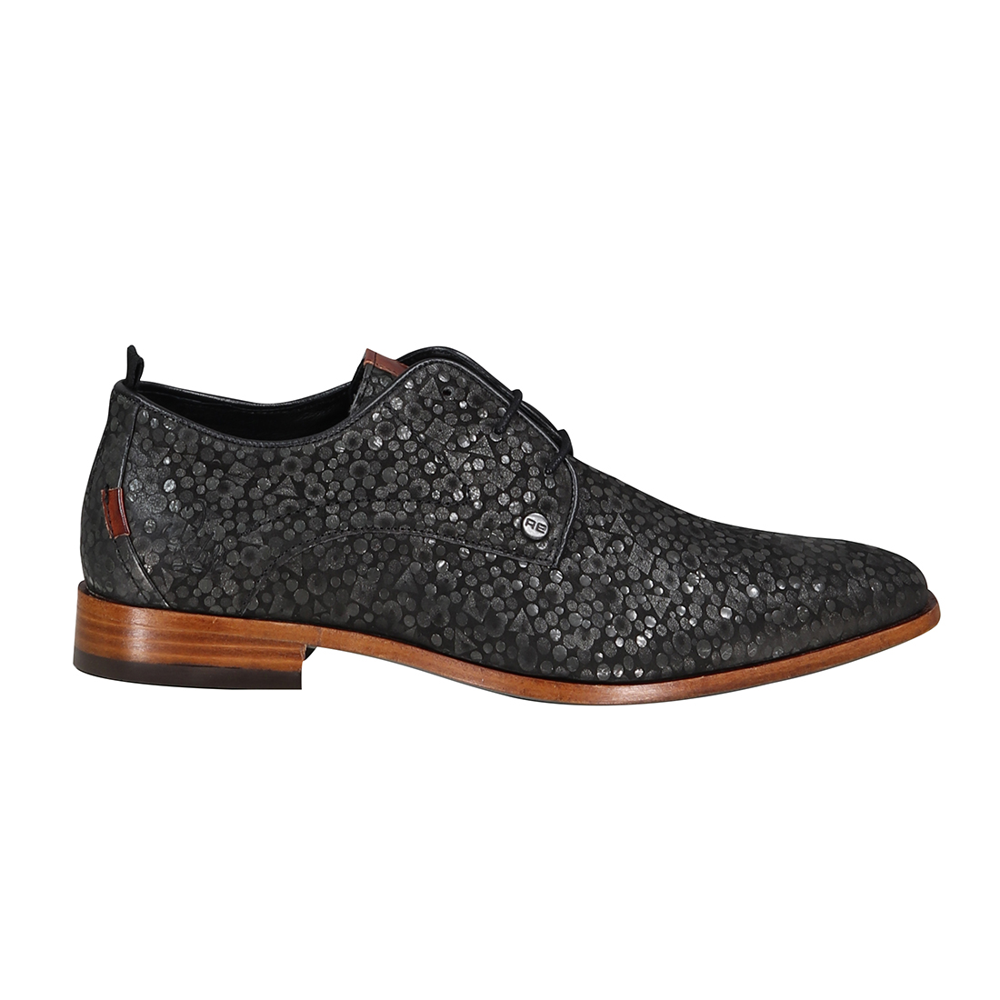 Rehab schoenen greg-fantasy in het Donker grijs