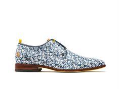 Rehab schoenen greg-pixelmania in het Wit/Blauw
