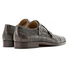 Rehab schoenen mauro-croco in het Grijs