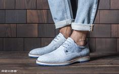 Rehab schoenen pozato-sparkle in het Grijs