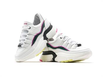 Rehab schoenen SYLVIA NVD FANTAS in het Wit