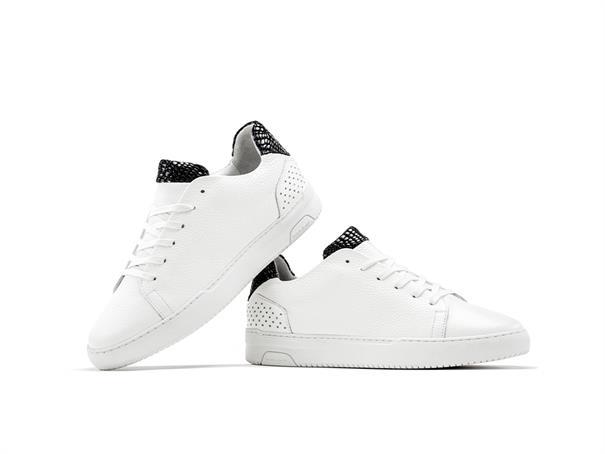 Rehab schoenen TEAGAN BS snake in het Wit/Zwart