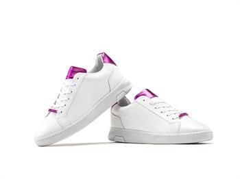 Rehab schoenen ZIYA NVD METAL in het Wit